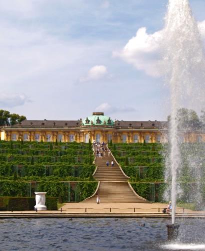 Sanssouci Sarayı
