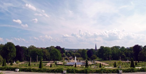 Sanssouci Parkı