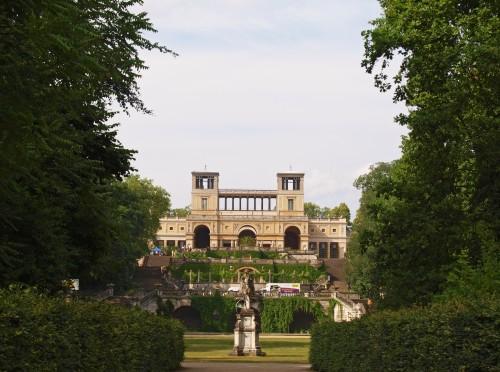 Orangerieschloss (Sanssouci Parkı)