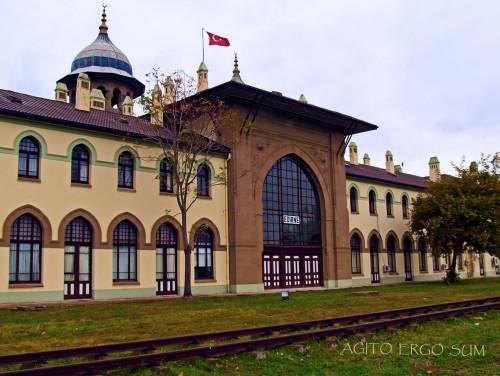 Karaağaç istasyonu